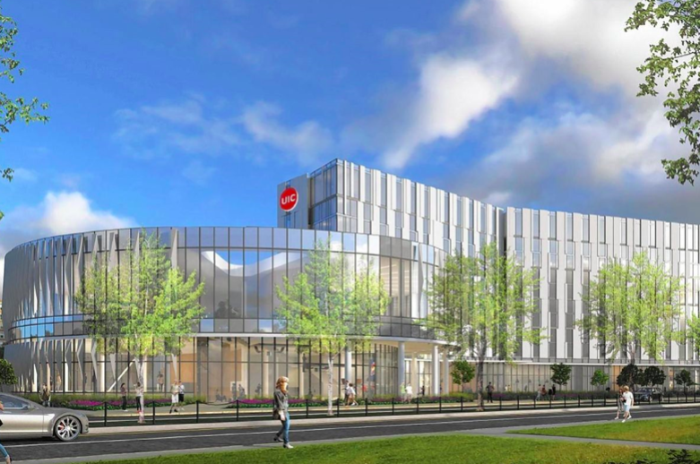 UIC pursues $100M residence hall and academic complex