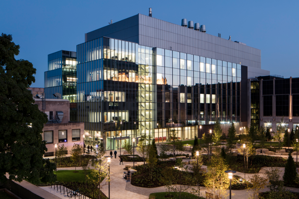 Take A Look Inside UChicago's New High Tech Home For Engineering And Sciences